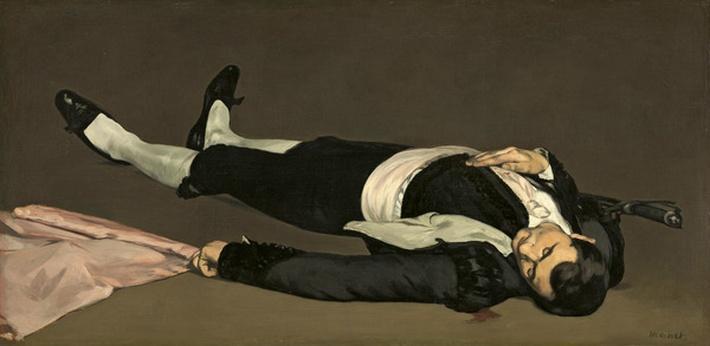 The Dead Toreador, c.1864