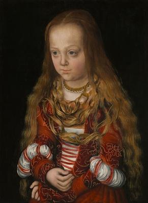 A Princess of Saxony, c.1517