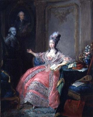 Louise Marie Josephine of Savoy, Countess of Provence