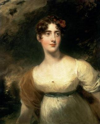 Portrait of Lady Emily Harriet Wellesley-Pole, later Lady Raglan