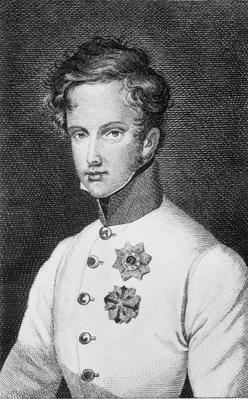 Napoleon II, Francois Charles Joseph Bonaparte
