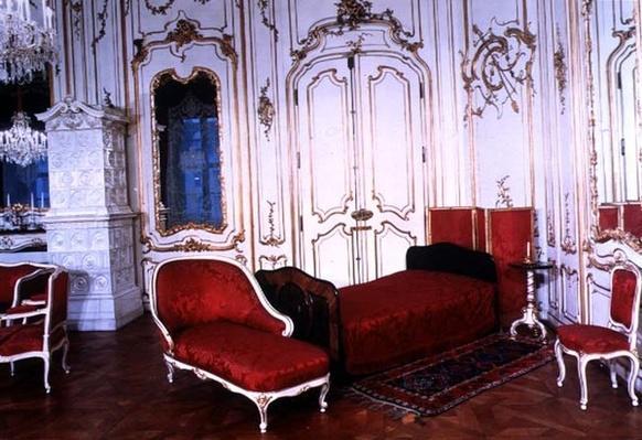 The Bedroom of Elizabeth of Bavaria, Empress of Austria