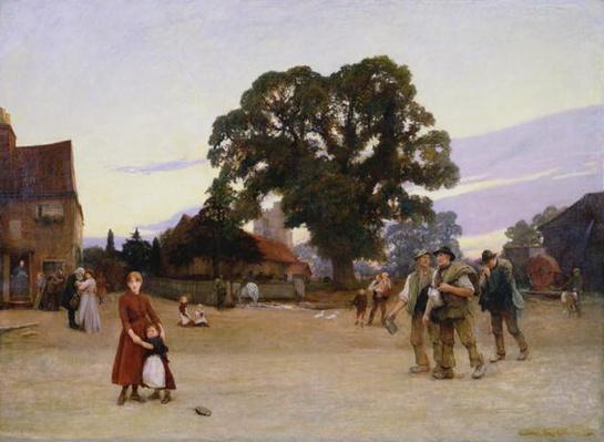 Our Village, 1890