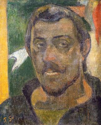 Self Portrait, c.1890-93