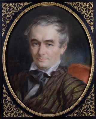 Portrait of Prosper Merimee