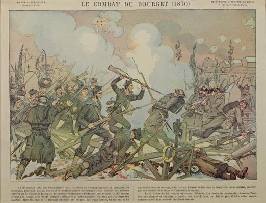 The Battle of Bourget