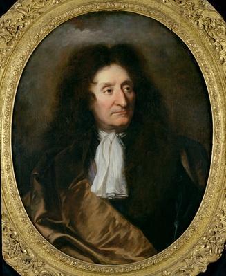 Portrait of Jean de La Fontaine