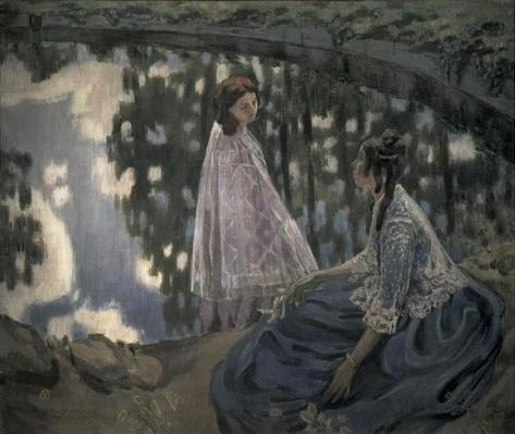 The Pond, 1902
