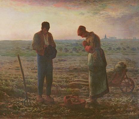 The Angelus, 1857-59