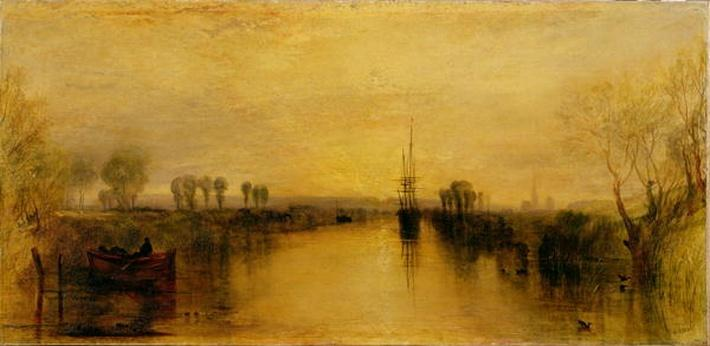 Chichester Canal, c.1829