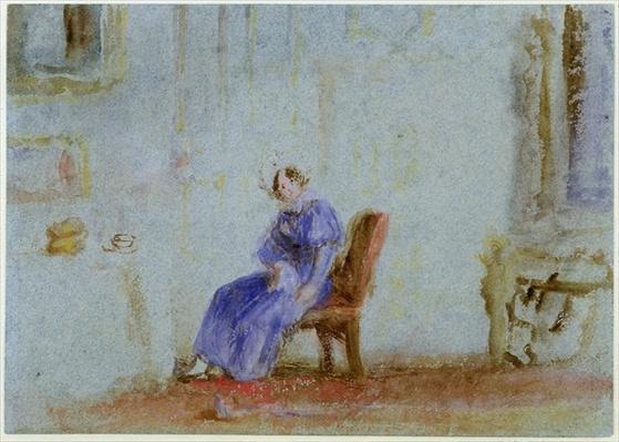 Spilt Milk, c.1828