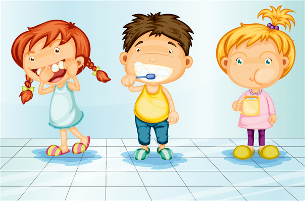 Caring for Teeth   Health and Nutrition