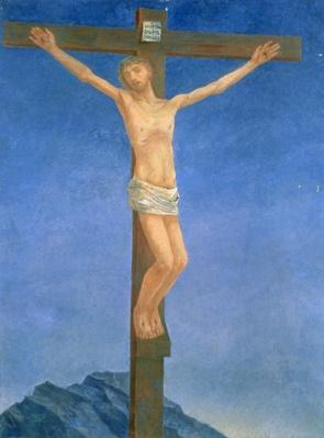 The Crucifixion, 1923