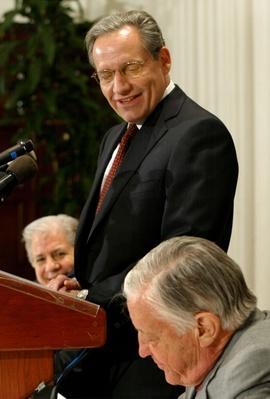 Woodward, Bernstein and Bradlee on Watergate | Watergate