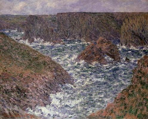 Port Domois at Belle Ile, 1886