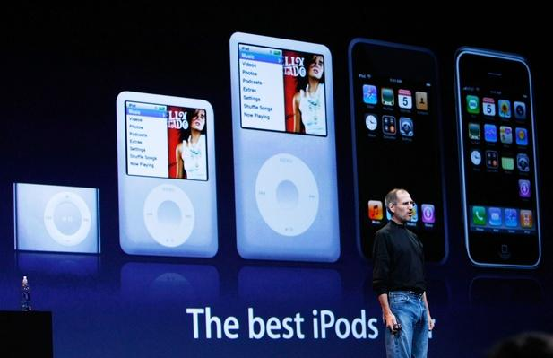 Apple Announces iPod Upgrades | Home Entertainment Technologies