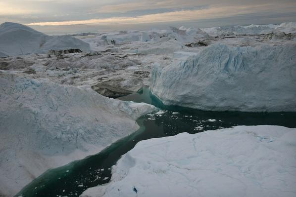 Greenland Ice-Cap Draws Global Warming Tourists | Weather