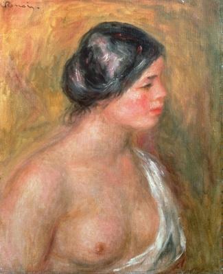 Portrait of Madeleine Bruno, 1913