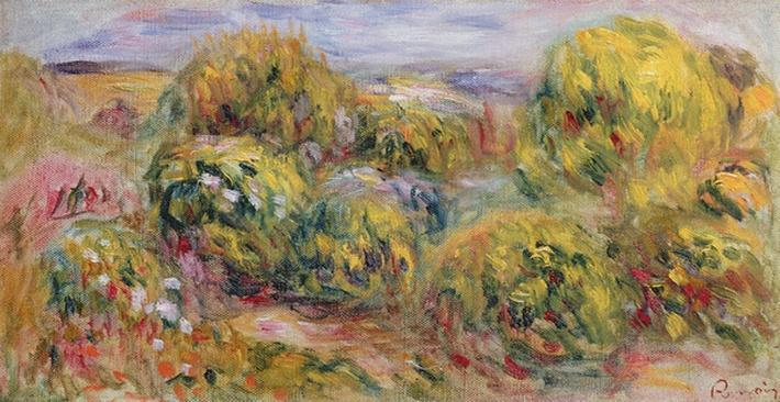 Landscape, 1916
