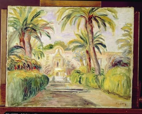 The Palm Trees, 1919