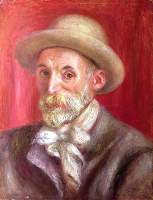 Self portrait, 1910