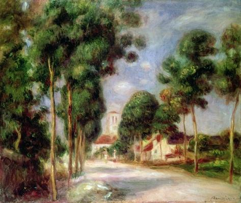 The Road to Essoyes, 1901
