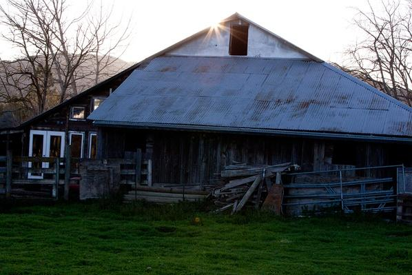 Windrush Farm at Twilight | Global Oneness Project