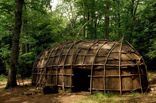 Iroquois Longhouse | Native American Civilizations | U.S. History