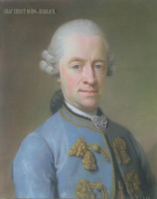 Count Ernst Guido von Harrach