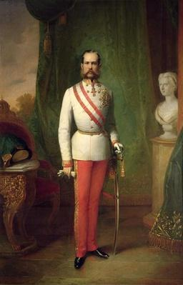 Franz Joseph I, Emperor of Austria and King of Hungary