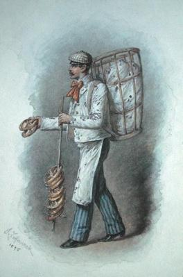 The Baker, 1895