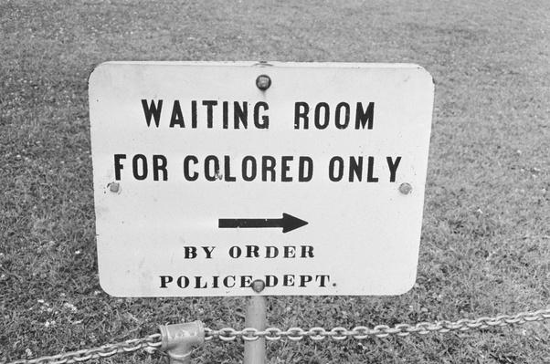 Colored Only | The 20th Century Since 1945: Civil Rights & the New Millennium