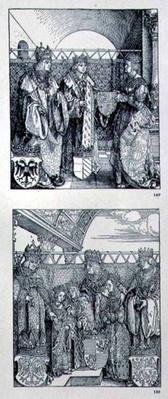 The Triumphal Arch of Emperor Maximilian I
