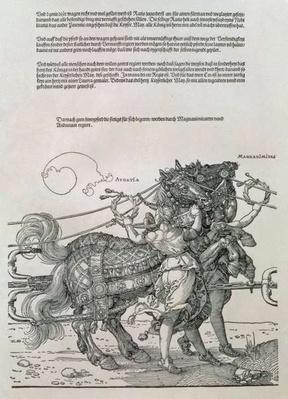 Triumphal Chariot of Emperor Maximilian I of Germany