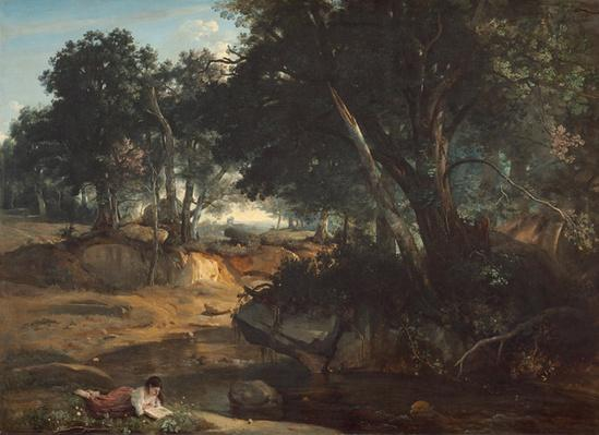 Forest of Fontainebleau, 1834