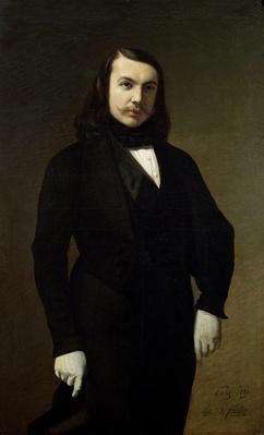 Portrait of Theophile Gautier