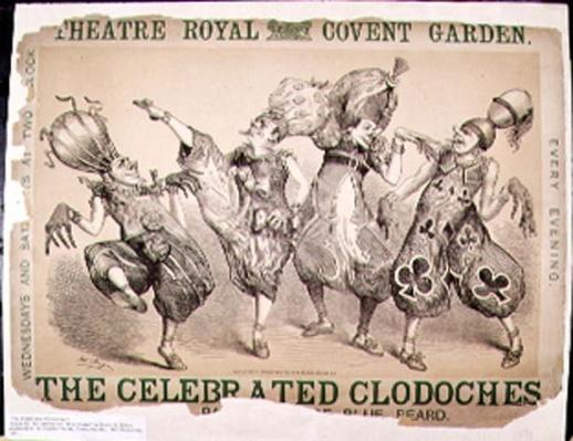 'The Celebrated Clodoches'