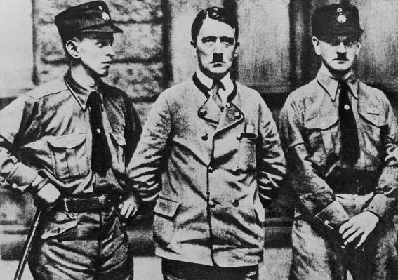 Hitler And Brownshirts | World War II