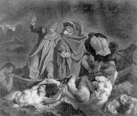 The Barque of Dante