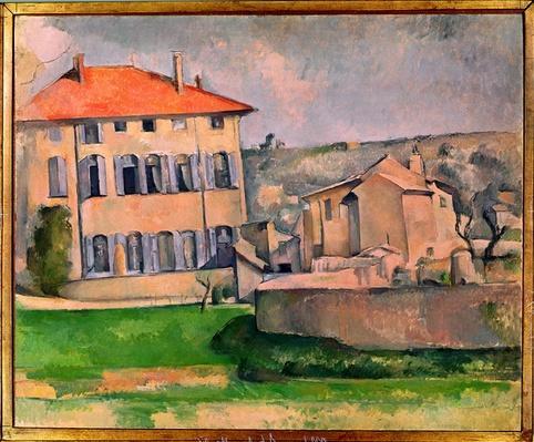 Jas de Bouffan, 1885-87
