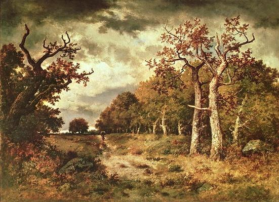 The Edge of the Forest, 1871