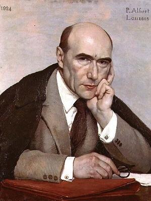 Portrait of Andre Gide
