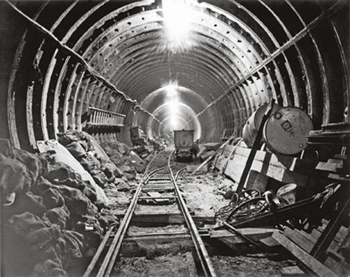 Victoria Line Construction | Evolution of the Railroad (Engine)