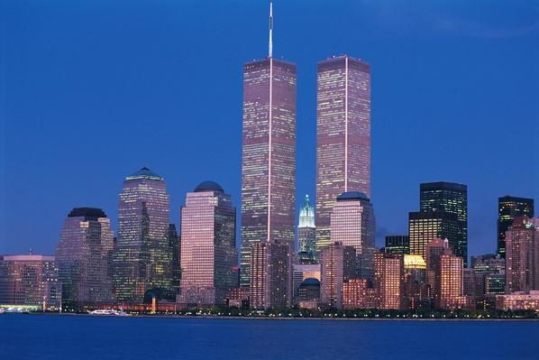 New York City skyline , USA | 9/11: We Will Never Forget