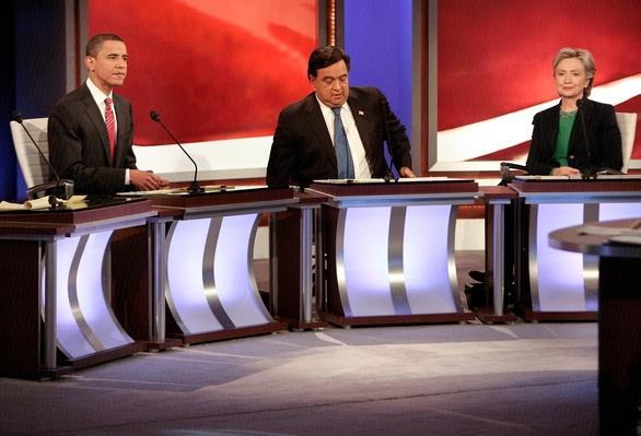 Presidential Candidates Debate In New Hampshire Ahead Of Primary | U.S. Presidential Elections 2008