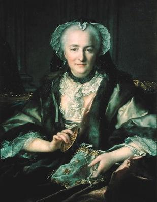 Portrait of Anne Jarry, Madame Dang�, 1753