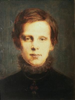 Crown Prince Rudolf, 1873