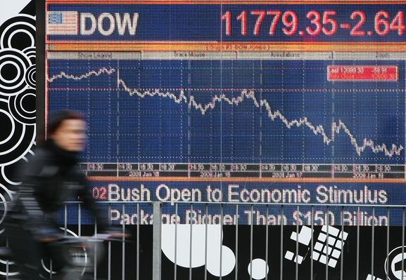 Markets Nervous Amid Fears | The Study of Economics