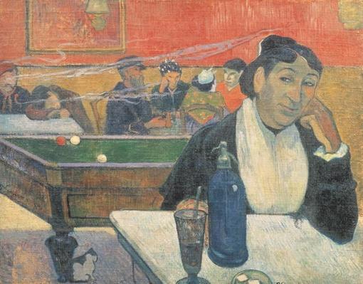 Cafe at Arles, 1888