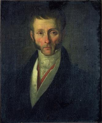 Portrait of Joseph Fouche